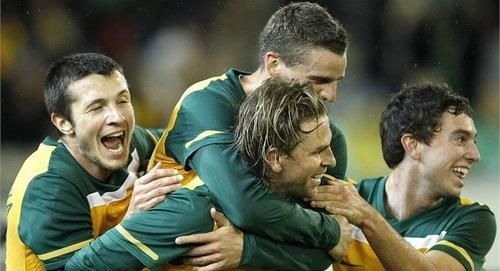 热身-澳大利亚2-1逆转新西兰 新锐射手处子球