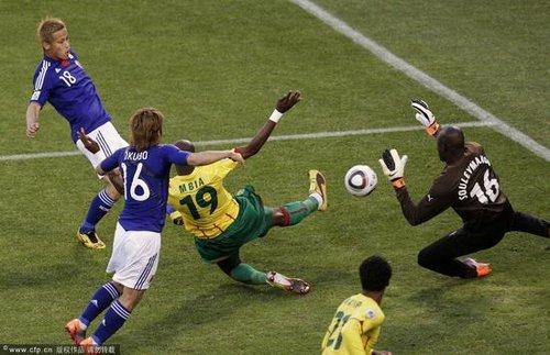 日本新天王一球成名 欧冠红人将国宝挤上板凳