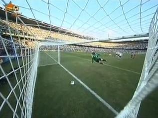 南非世界杯争议判罚回放录 英格兰还债1966