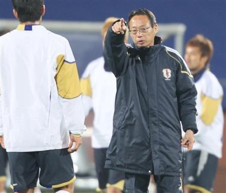 日本主帅自信灭顶丹麦 称球员身高无碍生死战