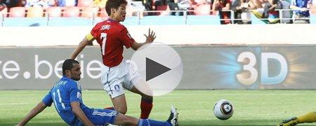 韩国2-0希腊 下半场回放
