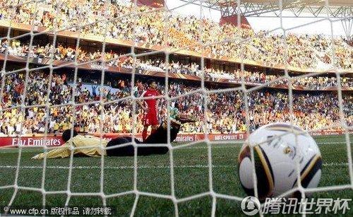 2010世界杯G组末轮:朝鲜Vs科特迪瓦