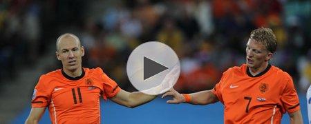 荷兰2-1斯洛伐克 下半场