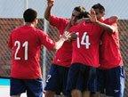 视频:热身赛智利2-0新西兰 三分钟连下两城