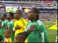 视频:尼日尼亚高奏国歌 非洲雄鹰众志成城