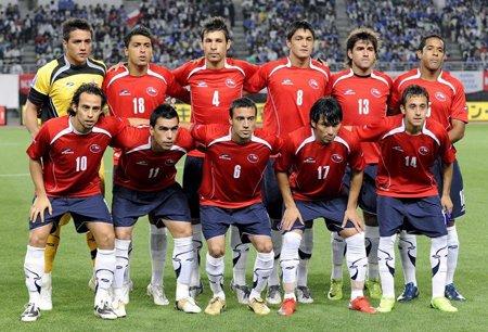智利卷:地震之邦疯狂传奇 攻势足球闪耀南非