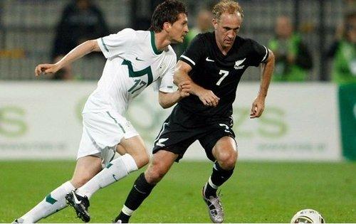 热身赛-斯洛文尼亚3-1新西兰 德甲锋霸中两元