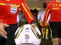 视频:英格兰阿尔及利亚开赛在即 球员出场