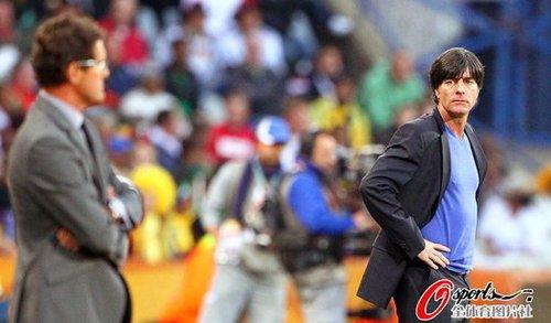 勒夫主动承认争议球已过门线 坦言当时很绝望