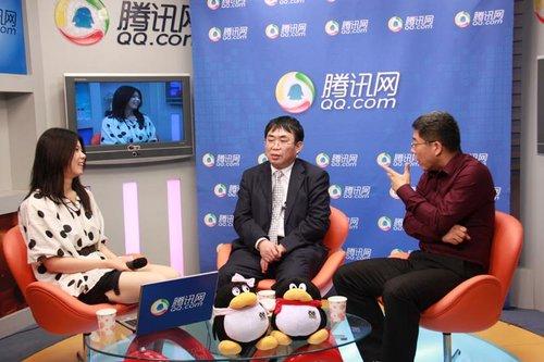 实录:聂卫平做客宏观世界杯 揭秘棋球相通处