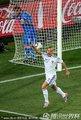 图文:斯洛伐克3-2意大利 科普内克庆祝进球