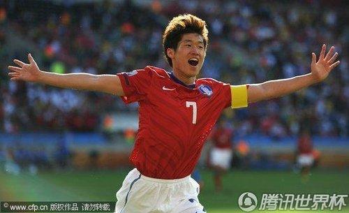 2010世界杯小组赛B组首轮:韩国Vs希腊