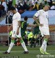 图文:阿尔及利亚0-1斯洛文尼亚 输球特写