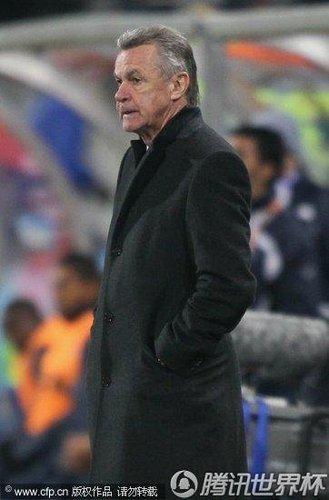 南非世界杯成名帅坟冢 拜仁老帅葬送瑞士铁律