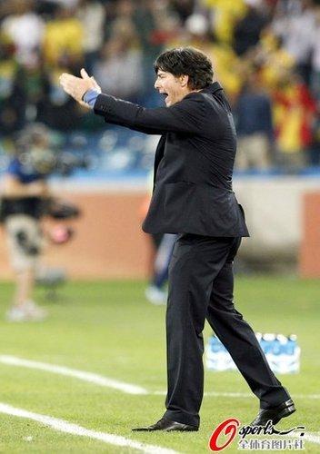 勒夫:满意全队完美表现 德国队打出了快节奏