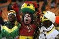 加纳球迷雷人造型