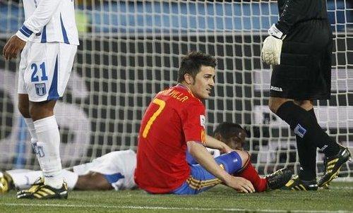 西班牙自己凑近巴西枪口 47射2球走上不归路
