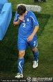 图文:斯洛伐克3-2意大利 马乔流泪离场