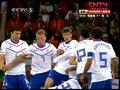 视频:格雷米任意球轰门 范德法特手球送点球