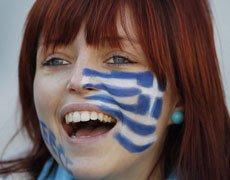 希腊 进球啊!