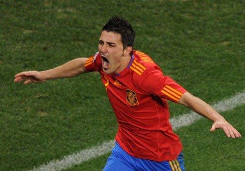 西班牙凭超常发挥进八强 欲踢飞绊脚石巴拉圭