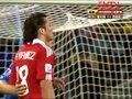 视频集锦:巴拉圭铁卫奇袭 意大利半场落后