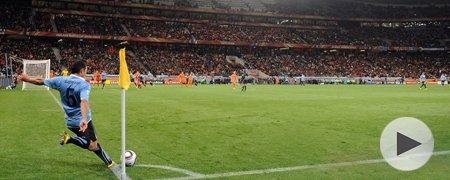 乌拉圭2-3荷兰 上半场