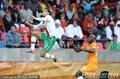 图文:科特迪瓦0-0葡萄牙 C罗跃起争顶