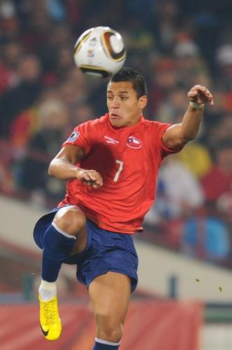 红魔曼联瞄上智利新秀 桑切斯:我很想去英超