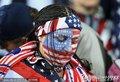 美国球迷失望表情