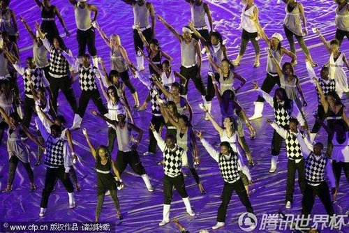2010世界杯:闭幕式盛大举行