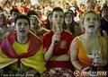 西班牙球迷荷兰观战(1)