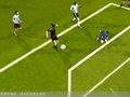 第130球:德国梅开二度 克洛泽门前轻松推射