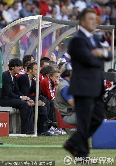 2010世界杯小组赛:德国vs塞尔维亚