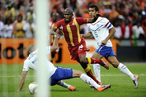 2010世界杯热身赛:荷兰4-1加纳
