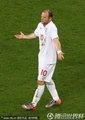 图文:英格兰0-0阿尔及利亚 鲁尼很无奈