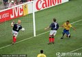 98年法国世界杯揭幕战