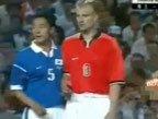 视频:1998世界杯经典回顾 荷兰5-0大胜韩国