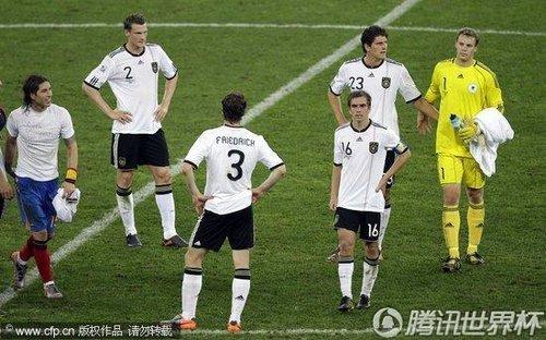 20年最华丽德国没有之一 他们输球却赢得世界