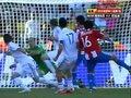 高清视频:巴拉圭门前混战 里维罗斯劲射破门
