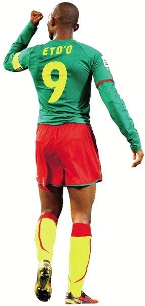 京华时报:喀麦隆离别世界杯 最后为荣誉而战