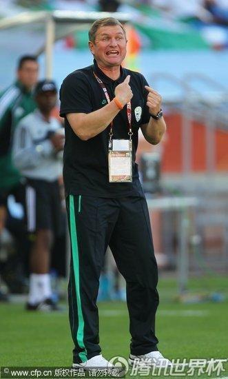 2010世界杯C组首轮:阿尔及利亚Vs斯洛文尼亚