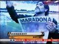 视频:马拉多纳迎来老对手 阿吉雷盛赞老朋友