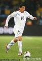 乌拉圭队后防中坚