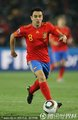 图文:西班牙2-0洪都拉斯 哈维带球奔袭