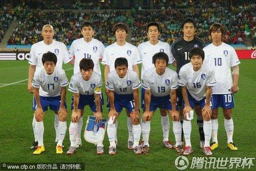 2010世界杯B组末轮:尼日利亚Vs韩国