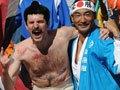 高清:日本人肉达人夺眼球
