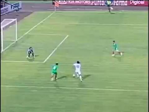 视频:南非世界杯之路墨西哥 预选赛中险翻船