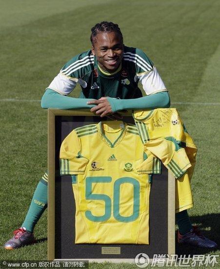 编辑推荐:南非世界杯的诸多第一次
