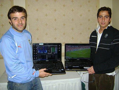 秘密武器助乌拉圭进4强 高科技软件作用巨大